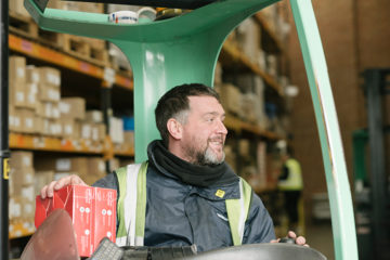 Warehouse Assistant/Driver – Woking