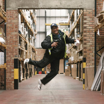 Warehouse Assistant/Driver – Tunbridge Wells