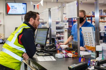Trade Counter Assistant/Driver – Enfield